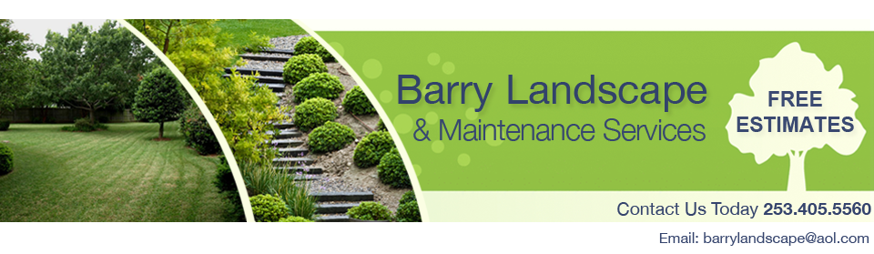 Welcome to barry landscape maintenance for Home and garden maintenance services